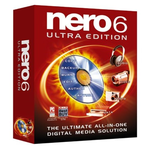 Nero 6 Ultra Edition Serial Key.